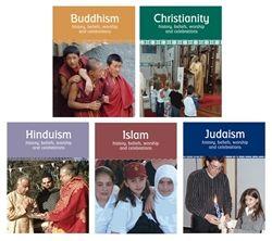 Harmony and Understanding: World Religion - Set