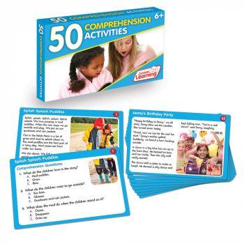 50 Comprehension Activities