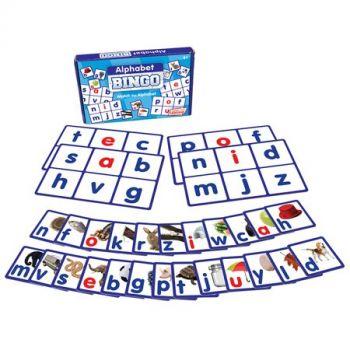 Alphabet Bingo- Match the Alphabet