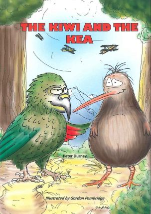 The Kiwi and the Kea