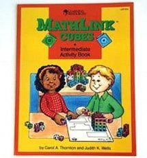 MathLink Cubes: Intermediate Activity Book - LER0955