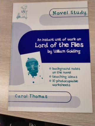 Novel Study: Lord of the Flies by Carol Thomas