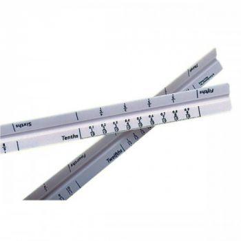 Fraction Tri-Ruler - MA507