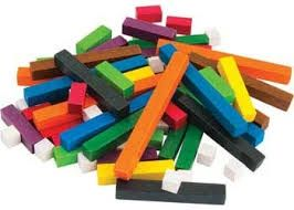 Cuisenaire Rods- full set in Bag (Rakau) - MA053