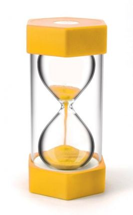 Giant Sand Timer 3 Min Yellow - MW012