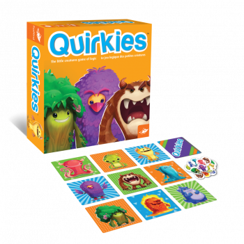 Quirkies: The Little Creatures Game of Logic