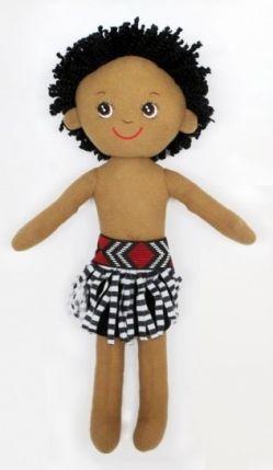 Soft Doll - Maori Boy – 40cm