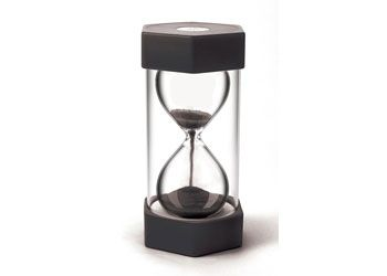 Giant Sand Timer 30 Minutes Black - MW018