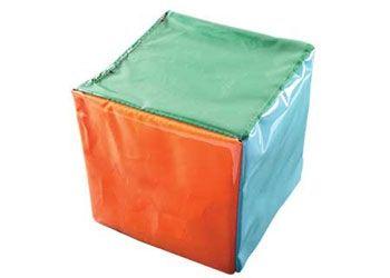 Pocket Cube Dice- 6cm - GA398