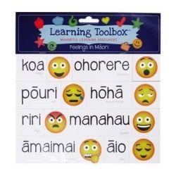Magnetic Maori Feelings with Emojis