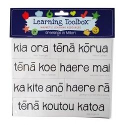 Magnetic Maori Greetings